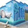 农庄美丽乡村墙绘彩绘