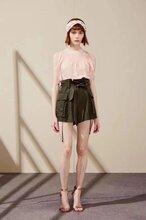 上海一线大牌Z11新款女装广州时尚专柜品牌尾货批发图片