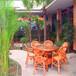 红河生态餐厅温室质量优良