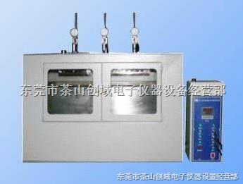 CY-8310S热变形维卡软化点温度测定仪塑料工业的高发展和提高材料研究此事水平