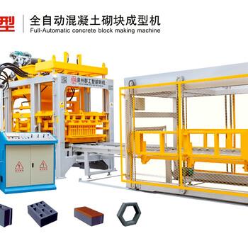 铜川新型环保砖砖机装备_泉州群工智能砖机