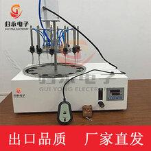 全自动样品浓缩仪南京24位360度旋转涡旋吹针定量氮吹仪-归永仪器图片