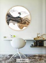 鄭州框畫廠家生產直銷客廳裝飾畫可定制全國發貨圖片