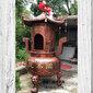 温州厂家直销寺庙烧纸炉化宝炉焚经炉铸铁香炉宗祠香炉图片