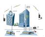 對講機信號盲區覆蓋系統對講機信號覆蓋對講機樓層覆蓋