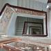 廣東室內銅雕刻樓梯扶手裝飾圖片