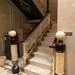 佛山K金銅雕花樓梯扶手訂制銅樓梯護欄家裝圖片