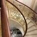 新時代家居裝飾的中式銅藝雕刻樓梯欄桿