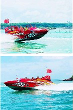 海南喷射动感飞艇厂家-福建漂移艇厂家