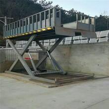 斜坡卸豬臺-3米禽畜裝卸臺尺寸圖片