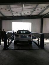 承载3吨四柱式汽车升降机生产厂家,四柱汽车举升机图片