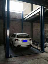 鑫炬岳汽车升降机,承载5吨四柱式举升机厂家图片