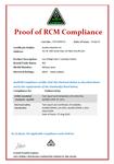 家用电器等风扇RCM认证_榨汁机RCM认证服务和RCM认证验厂