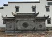 安徽砖雕影壁墙施工工艺