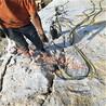 福建采石場代替放炮開采巖石的設備液壓劈裂機