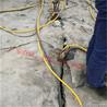 海口高速公路边坡岩石用什么处理破碎液压劈裂机