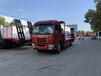 15吨挖机板车解放龙V180马力拖车可分期送车到家