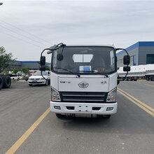 蓝牌钢瓶运输车气瓶车解放东风等可分期挂靠公司图片