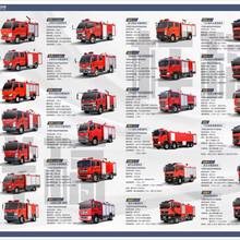 消防车图片大全各类消防车厂家图片