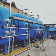 车载式一体化压裂反排液油田污水处理设备