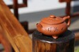 有收藏價值的國家級工藝美術師王六初制作的紫砂壺