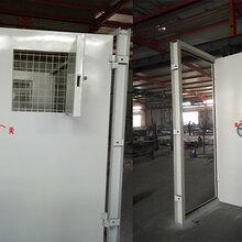 珠海长期供应实验室防爆门厂家-鼎卓抗爆门设计标准图片