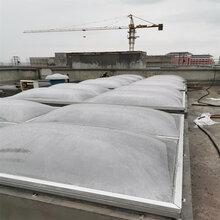 珠海化工厂泄爆天窗生产厂家-鼎卓泄爆墙检验报告齐全图片