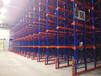 西安贯通式货架,专业重型高位货架,西安鼎立信货架值得信赖