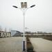 華朗太陽能路燈廠家路燈電池高空障礙燈路燈維修