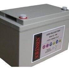 索润森蓄电池SAL12-80美国进口电池12V80AH机房UPS专用蓄电池