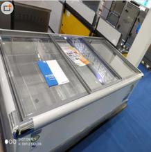 郑州雪立方卧式冷柜销售图片