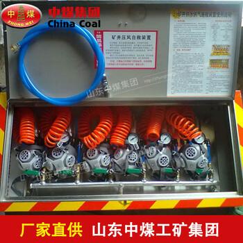 壓風自救裝置結構組成,壓風自救裝置性能
