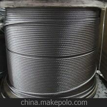 貴州巨龍牌鋼絲繩云南批發價格10mm鍍鋅鋼絲繩出廠價格圖片