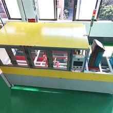 科斯特非标定制多工位折盒机折彩盒机制箱机图片