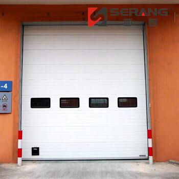 杭州大型工業提升門廠家價格