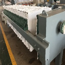 50平800型压滤机污水处理设备厢式压滤机泥浆分离机图片