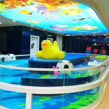 六安嬰兒游泳館設備生產圖片