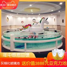 深圳婴儿游泳馆加盟电话图片