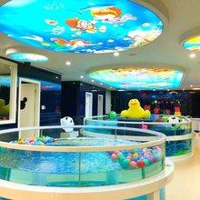 杭州嬰兒游泳館設備出售圖片
