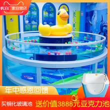 婴童游泳馆加盟图片