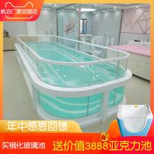 福建婴儿游泳馆设备生产商图片