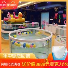 广东婴儿游泳馆报价图片
