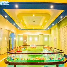 紹興嬰兒游泳館設備設計圖片