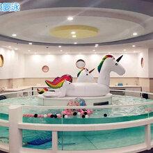 天津婴儿游泳馆设备出售图片