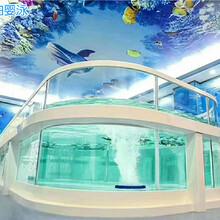 牡丹江婴儿游泳馆策划设计图片