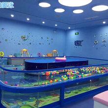 衢州婴儿游泳馆设备研发图片