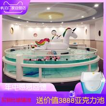 南京婴儿游泳馆加盟费图片