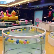 衢州嬰兒游泳館設備廠家圖片