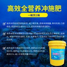 哇咔咔鱼蛋白多肽高效全营养冲施肥膨果着色图片