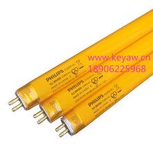 Philips飞利浦黄金管T5t828W36W58W黄光灯管抗UV
